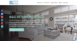 Interior Design Web Designer